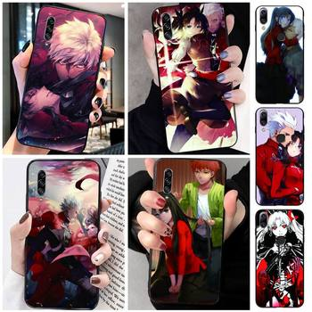 Fate Stay Night Rin Tohsaka & Archer DIY Printing Phone Case For Samsung A10 20 30 40 50 01 11 31 51 71 S pLUS Cases image