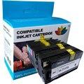 Новый совместимый CZ133A CZ130A CZ131A CZ132A чернильные картриджи для hp 711 DesignJet T520 T120 принтеры для hp 711 711XL