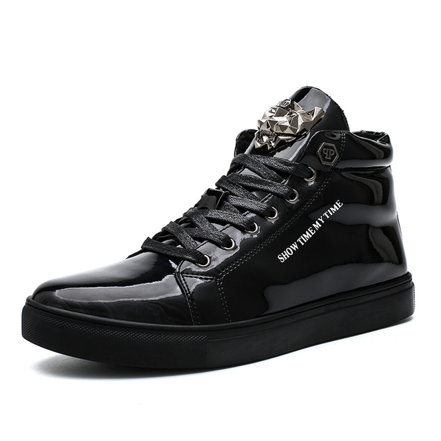 Hip Hop Fashion Ankle Sneakers 2