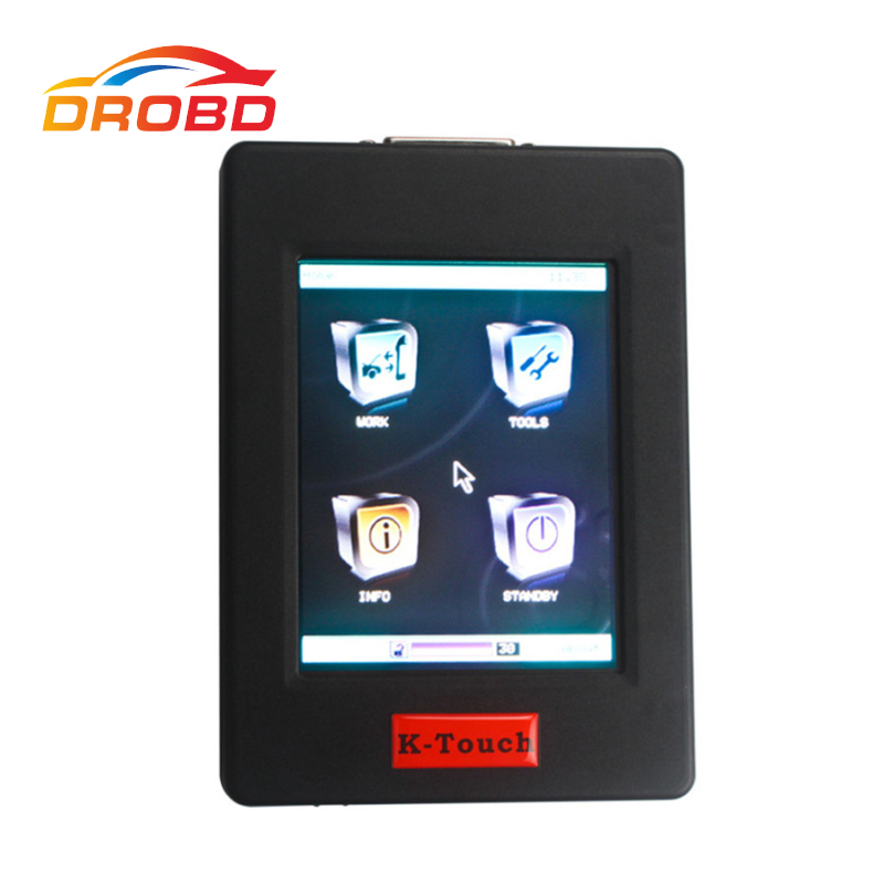 V5.005 New Genius & Flash Point OBDII/BOOT Protocols Hand-Held ECU Programmer Touch MAP