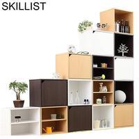 Wall Shelf Industrial Maison Madera Meuble Rangement Mueble De Cocina Wood Decoration Furniture Retro Bookcase Book Case Rack