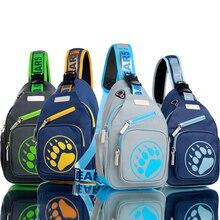 1 Set (1 bag & 1 Tank Tops & 1 boxers) Mens Plus Size Bear Claw Boxers Gay Bear Paw Adjustable (90cm 130cm) Bag One Bear Vest