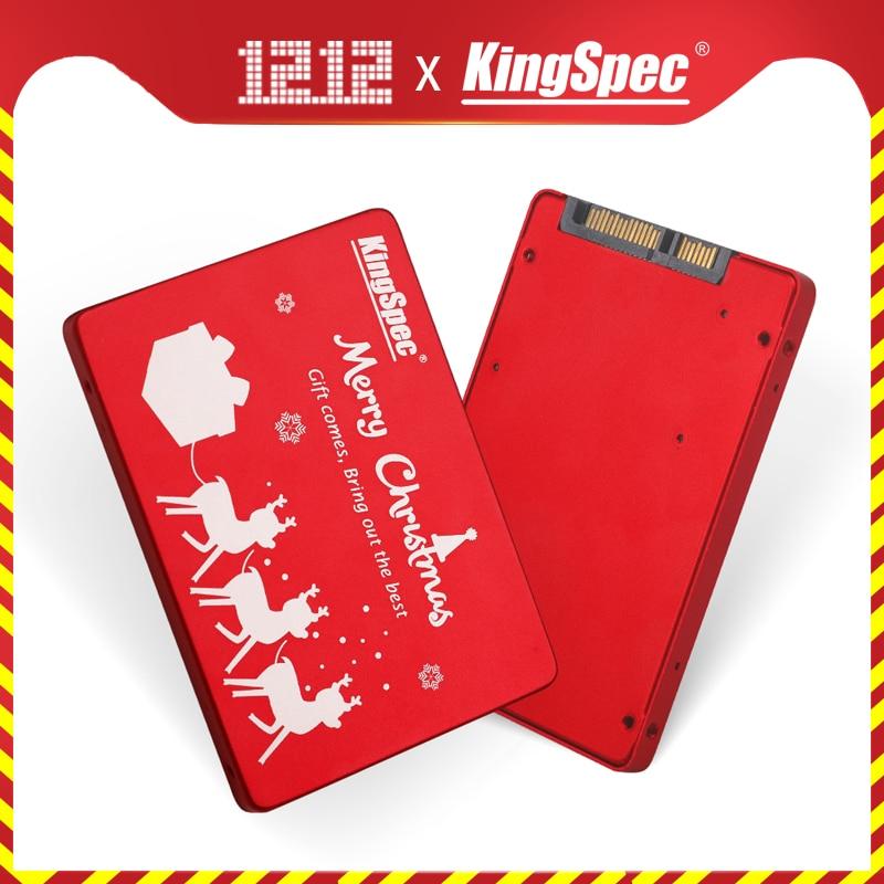 Christmas Gift KingSpec HDD 2.5