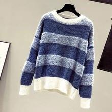 Новый толстые свитера Пуловеры Женщина Осень и Зима 2019 Мода