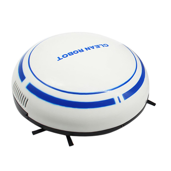 цена на Multifuntion Robot Vacuum Cleaner Intelligent Remote Control Sweeping Mopping USB Powered Cleaner for Home Floor Cleaning