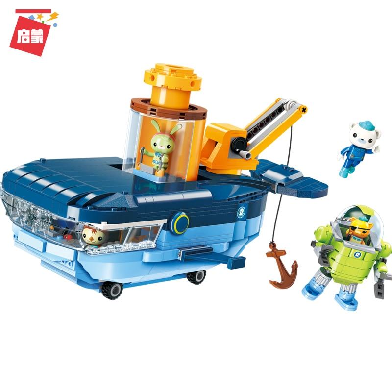 Enlighten Octonauts All Set Brick Toys 71