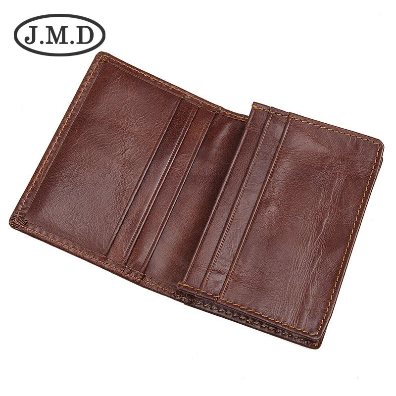 Genuine Leather Purse Genuine Leather Document Package Genuine Leather Card Bag Genuine Leather Card Bag Rfid Wallet 8078