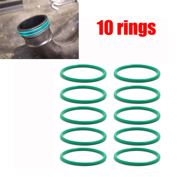 Pack of 10 Motorcycle Exhaust Manifold Gasket Seal O-ring For Husqvarna Gas Sherco Beta SX EXC TE EC 125 250 300 - discount item  51% OFF Motorcycle Parts