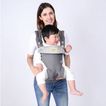 Omni 360 Baby Carrier 0-30 Months Breathable Front Facing Infant Comfortable Sling Backpack Pouch Wrap Baby Kangaroo New carrier 2