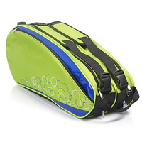 Dropship Waterproof Tennis Bag Professional Racquet Sports Bag Racket Backpack Badminton Bag Accessories Holding 6 12 Rackets