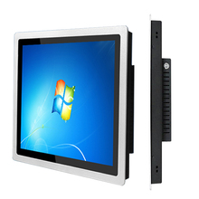 21.5 inch Embedded capacitive touch industries tablet,16G RAM 64G SSD core i3/i5/i7 ,standard cabinet installation pc
