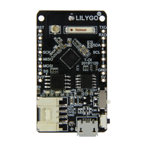 Image 2 - LILYGO®TTGO T OI ESP8266 ชิปชาร์จ 16340 แบตเตอรี่ผู้ถือและT OI WS2812 RGB Expansion BOARD
