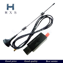 Wireless Zigbee CC2531 2540 Sniffer Bare Board Packet Protocol Analyzer USB Interface Dongle Capture Packet Module 8DBI Antenna