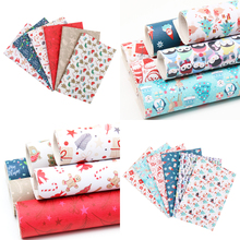 JOJO BOWS 22*30cm 1pc Christmas Decoration For Home Faux Synthetic Leather Fabric Sheet New Year Party DIY Hair Bows