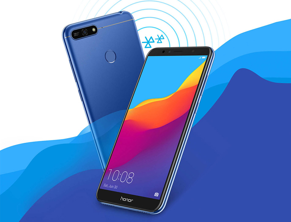 Global Version Honor 7A  Google Play2GB 16GB 7 A Smartphone Snapdragon 430 Octa Core 13MP 5.7 189FullView Display Face Unlock (2)
