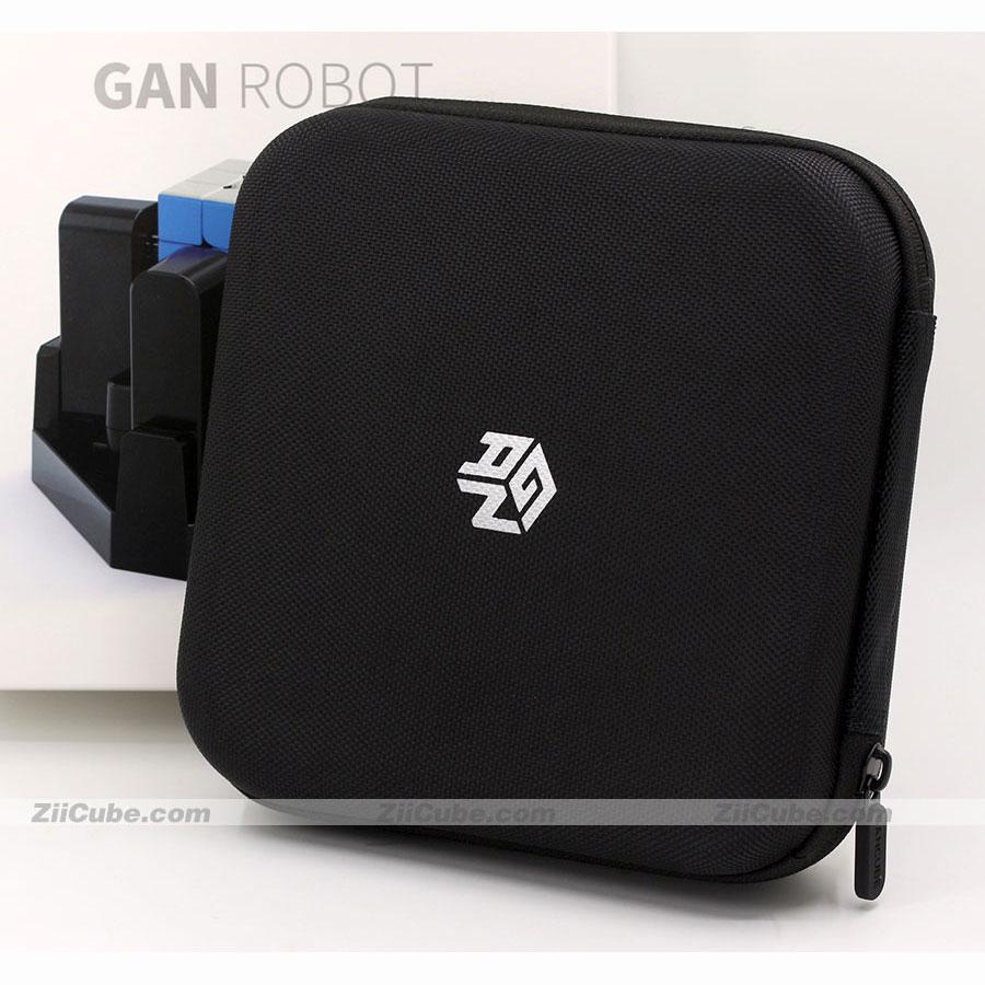Cube magique puzzle GAN ROBOT Station App GAN 356 i 356xs aimants en ligne compétition réduction aide machine - 5