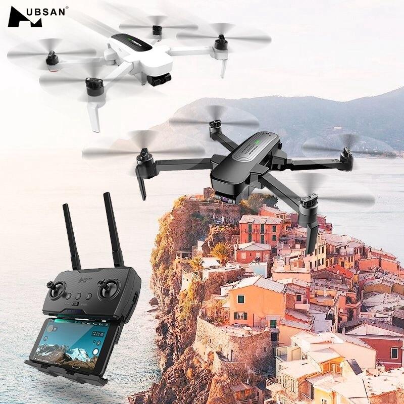 Hubsan H117S Zino GPS 5,8G 1KM plegable brazo FPV con UHD 4K Cámara personalizado RC Drone Quadcopter RTF alta velocidad carreras FPV
