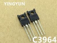 Tüketici Elektroniği'ten Kablo Aletleri'de 10 adet/grup C3964 2SC3964 KTC3964 TO 126 MOSFET modülleri yeni orijinal