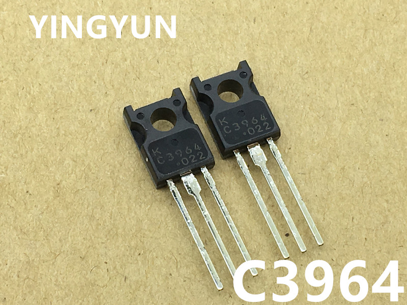 10PCS/LOT    C3964 2SC3964 KTC3964 TO-126   MOSFET Modules new original title=