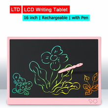 16インチ液晶ライティングタブレットおもちゃデジタル描画ボード手書きパッドポータブル超薄型と子供のためのギフトビジネスオフィス