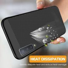 Hard PC Ultra Slim Case For Samsung Galaxy A51 71 Heat Dissipation Cover S20 S10 Plus A10 A20 A30 A40 A50 A70