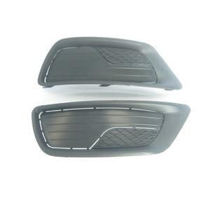 Image 2 - Capa da lâmpada de nevoeiro da grade dianteira do amortecedor do corpo do carro para haima m3 2011 2015