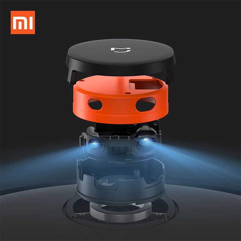 2019 sıcak xiaomi mi STYJ02YM yeni mi jia mi Robot vakum paspas P süpürge 2 süpürme Mop Robot LDS wifi mi ev APP