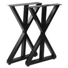 Desk-Leg Furniture-Legs-Bracket Dining-Table-Legs Coffee-Table Industrial for DIY Adjustable