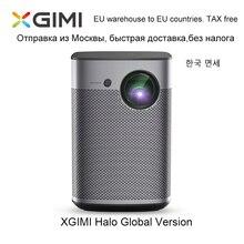 XGIMI Halo Smart Portable Mini projecteur Android 9.0 Wifi 1080P 3D Home cinéma avec batterie Google OS projecteur HDMI usb