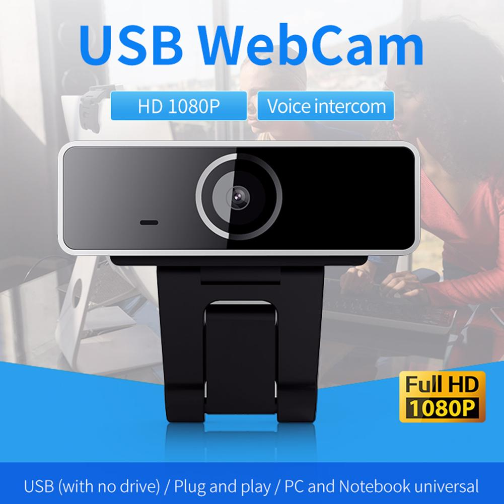 Full HD Webcam 1920x1080P Hd Web Camera 60fps 1080p USB Streaming Webcam With Microphone Camera For Computer PC Video Recording