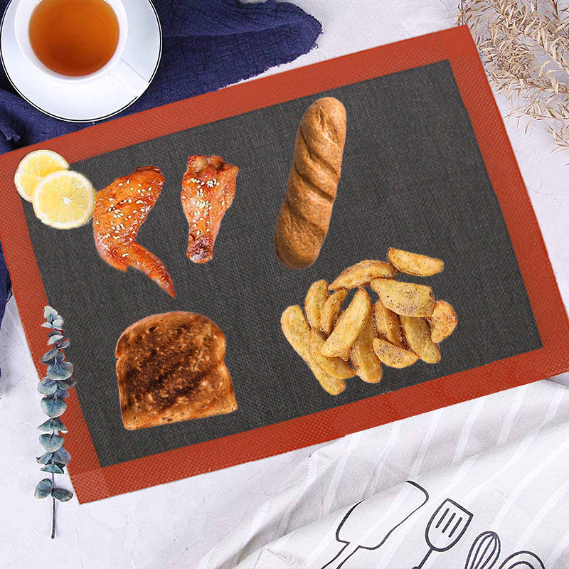 Perforated Silicone Baking Mat /Bread/ Macaroon/Biscuit Non-Stick Oven Sheet Liner Tool Cookie Kitchen Bakeware Accessories