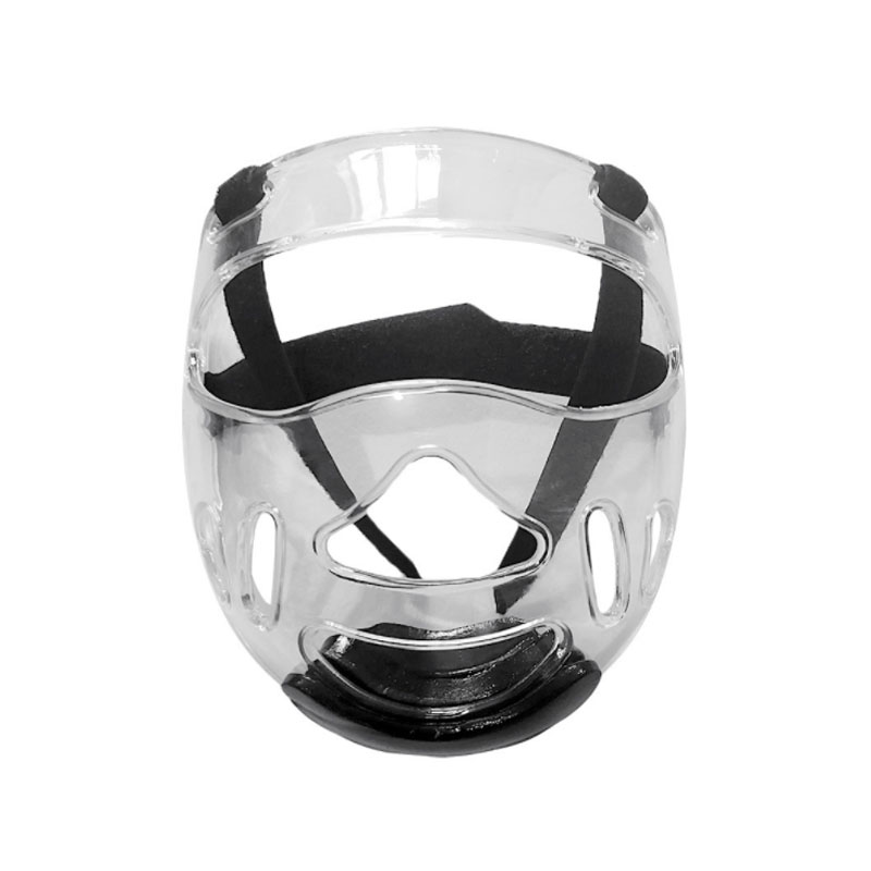 Taekwondo Helmet Adult Children Martial Arts Fight Face Mask Head Protect Gear Skating Equipment for