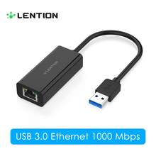 Adaptateur Ethernet de Type A USB 3.0 2.0 à RJ45, connecteur réseau Lan 1000M, pour Windows 10, Surface, Win OS, nintendo Switch ,MacBook