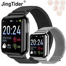 """V5 1.3"""" HD Bluetooth Smart Watch PPG+ECG+SPO2 Smart Bracelet Watch Heart Rate Blood Pressure Oxygen Monitor Fitness Tracker IP67"""