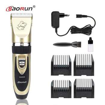 2019 Professional Grooming Kit Rechargeable Pet Cat Dog Hair Trimmer High Quality Electrical Clipper Shaver Set Haircut Machine - DISCOUNT ITEM  39% OFF All Category