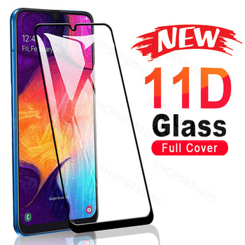 11D Tempered Glass For Samsung Galaxy A01 Core A11 A21 A31 A41 A51 A71 Screen Protector M11 M21 M31 M51 A12 A42 Protective Glass