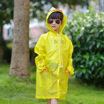 Gorący płaszcz przeciwdeszczowy dziecięcy płaszcz przeciwdeszczowy koreański dziecięcy sprzęt przeciwdeszczowy śliczne dziecięce Poncho artykuły gospodarstwa domowego plac zabaw dla dzieci tanie i dobre opinie Single-osoby przeciwdeszczowa Odzież przeciwdeszczowa Wspinaczka Chlidren raincoat