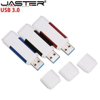 JASTER 100% Werkelijke capacidad USB 3,0 tipo-C usb pen drive 68 GB/32 gb /16 gb/8 gb flash drive memoria Stic