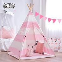 Pequeno turtledove kidtent s tenda casa jogo crianças leitura canto interior e ao ar livre brinquedo cor da princesa quarto   -