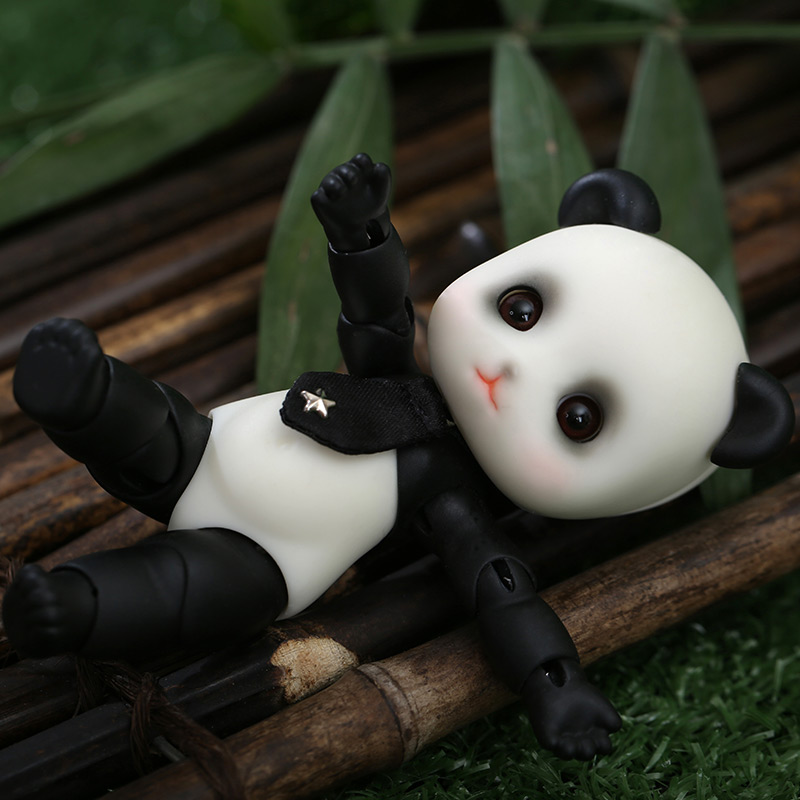New arrival dollsoom Panda lalki bjd sd 1/8 modelu ciała dla dzieci wysokiej jakości mody sklep słodsze gir luodolll w Lalki od Zabawki i hobby na AliExpress - 11.11_Double 11Singles' Day 1