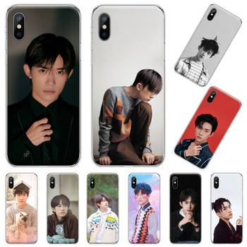 TFBOYS Jackson Yee Boy group cover funda coque Phone Case For iphone 12 5 5s 5c se 6 6s 7 8 plus x xs xr 11 pro max image