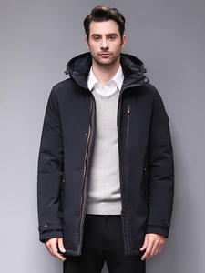 Blackleopardwolf 2019 Новое поступление зимняя куртка мужская куртка парка аляска ветрозащитная съемная верхняя одежда роскошная верхняя одежда ...