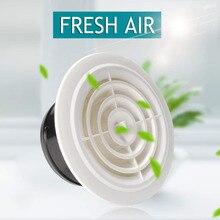 Круглый + воздух + вентиляционное отверстие + ABS + жалюзи + решетка + крышка + выход + регулируемый + выхлоп + вентиляционное отверстие + вентиляция + ванная комната + спальня + кухня + вентиляция + вентиляционные отверстия
