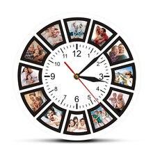 Создайте свой собственный 12 фотографий коллаж instagram Пользовательские