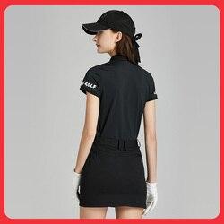 LOVE GOLF, ropa de golf para señoras, falda de golf, pantalones cómodos y transpirables, moda sexy, Envío Gratis