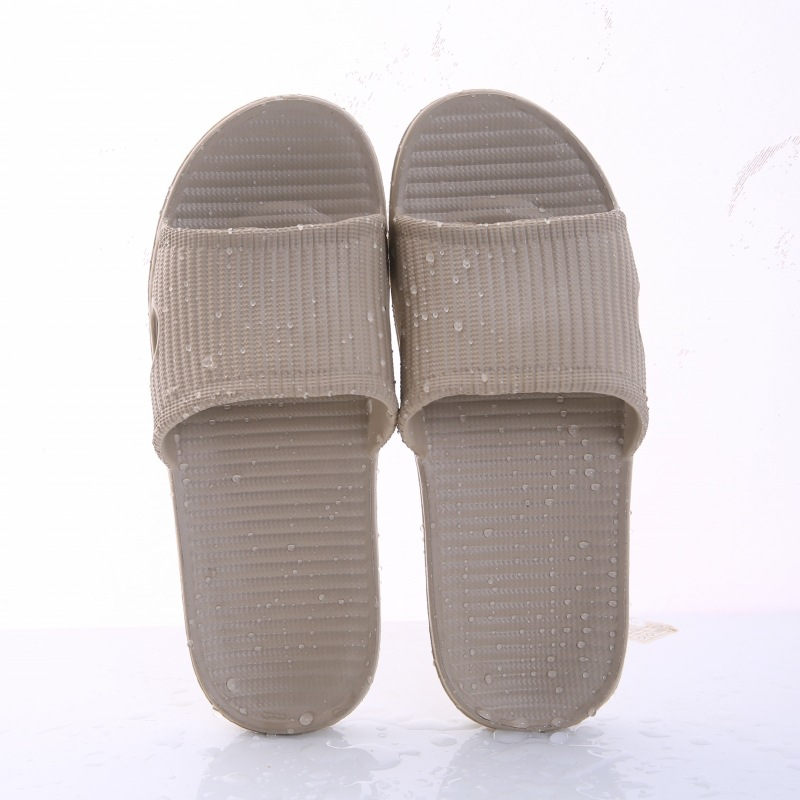 New Women Indoor Floor Flat Shoes Summer Non-slip Flip Flops Bath Home Slippers Female Slipper Comfortable Zapatillas de hombre 5