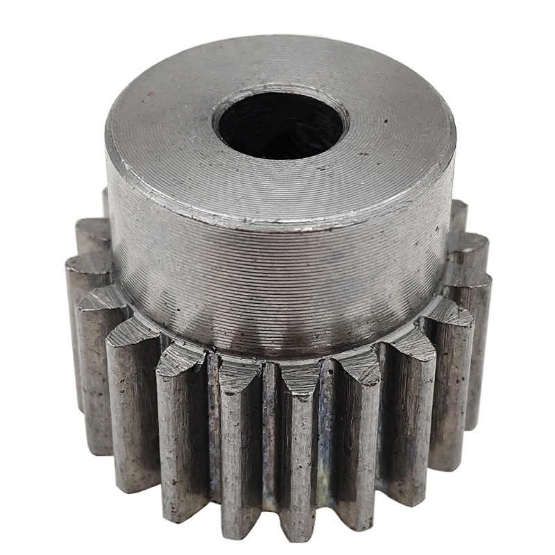 โลหะเหล็กล้อเกียร์ 1 โมดูลัส 20 ฟันเส้นผ่านศูนย์กลางภายใน 6 มม.7 มม.8 มม.10 มม.12 มม.ใช้เกียร์สำหรับมอเตอร์ Mechanical ฯลฯ
