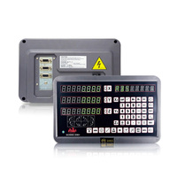 gcs900-2a 2axis/axes digital readout dro set/kit with one for lathes/mill/drill/grinder and other