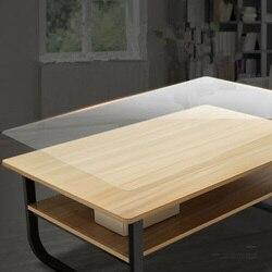 Прозрачная защитная пленка для мебели, защитная поверхность стола, антицарапная пленка DTT88