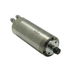 CNC chłodzony wodą silnik wrzeciona 220V 800W do grawerowania z 4 łożyskami